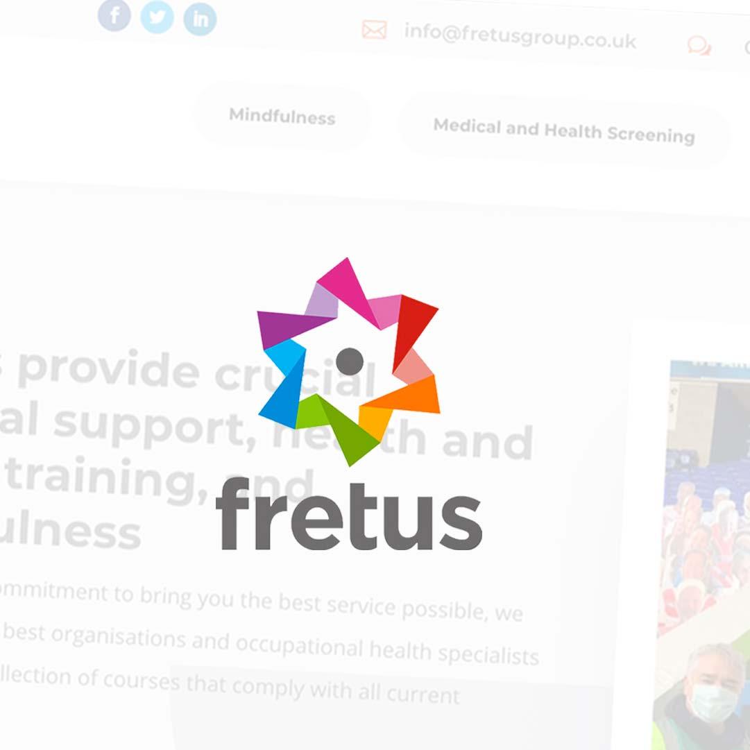 fretus group wordpress website