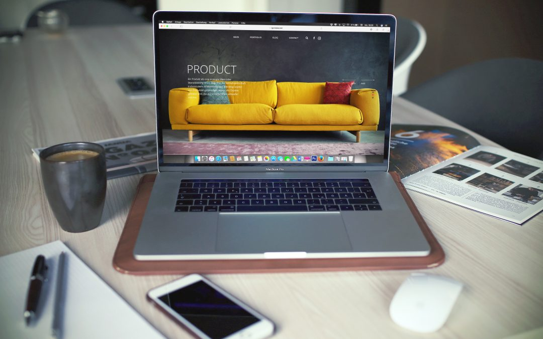 What are the benefits of web design?