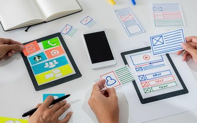 What are the different types of Web Design?